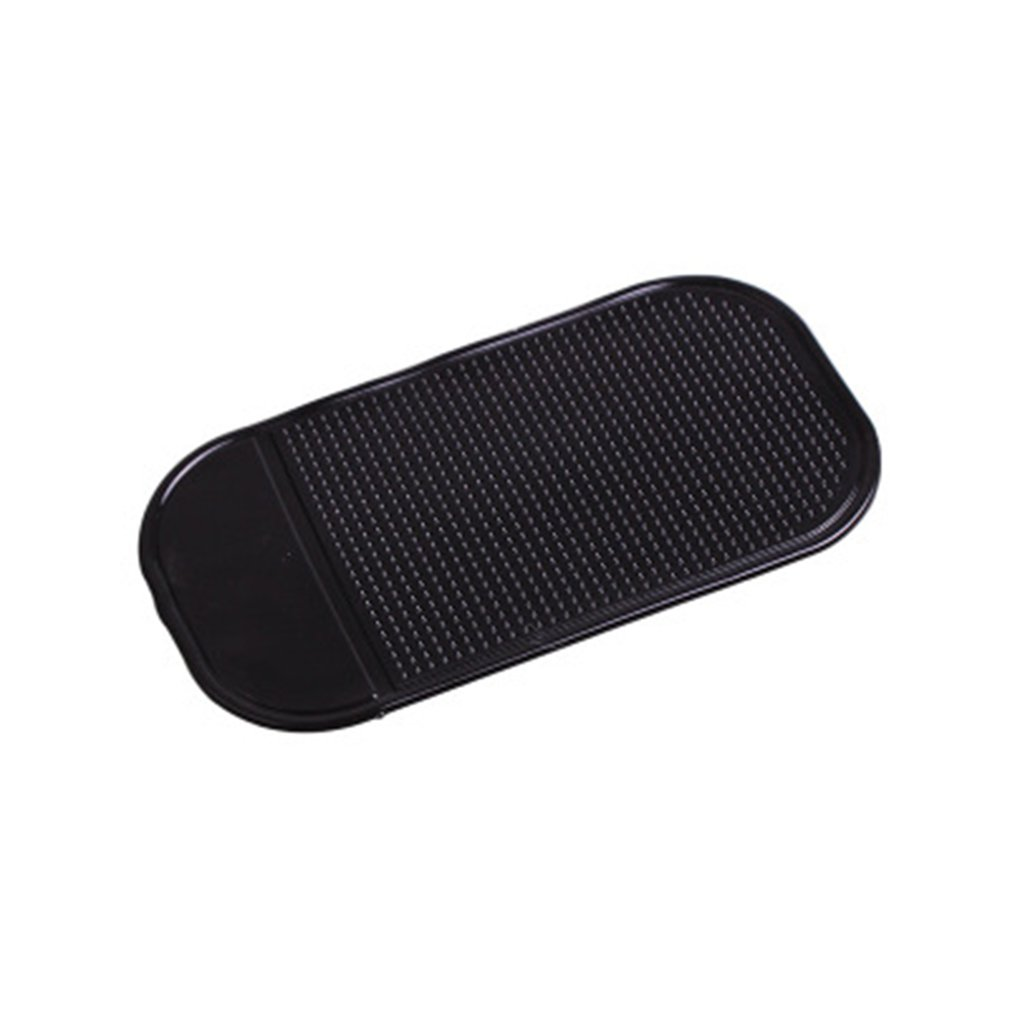 Anti-Slip Car Dash Sticky Gel Pad Non-Slip Universal Mount Holder Mat Washable Silicone Gel Pad Car Accessories