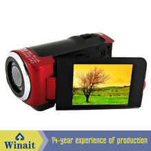 New 12Mp Max 1280x720P HD Digital Video Camera Digital Camcorder with 8X Digital Zoom 2.4″ TFT Screen & 1200Mah  Lithium Battery
