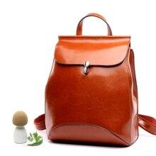 2017 Новый рюкзак из Расщепленная кожи, Женская Мода, Простой Дизайн, Рюкзаки, Школьные Сумки, подросткам, дорожная наплечная сумка, Mochila