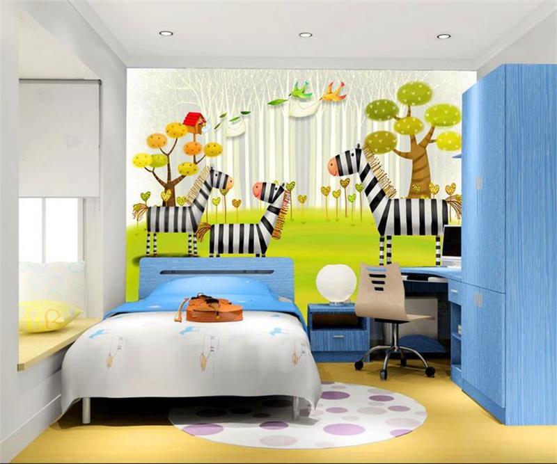 Ausgezeichnet Fototapete Kinderzimmer Baum Ideen - Die Besten ...