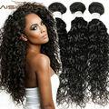 Бразильские Глубокие Фигурные 3 Пучки 7А Норки Бразильские Волосы Девственницы Глубокая Волна Rosa Продукты Волосы Бразильский Человеческих Волос Weave Связки