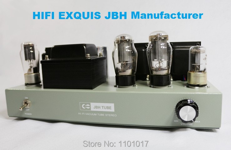 JBH 6n9p 6p3p Tube amplifier HIFI EXQUIS Handmade Scaffolding Class A lamp amp finished product yaqin t 6p3p tube amplifier 6p3p hifi exquis integrated amplifier with headphone output