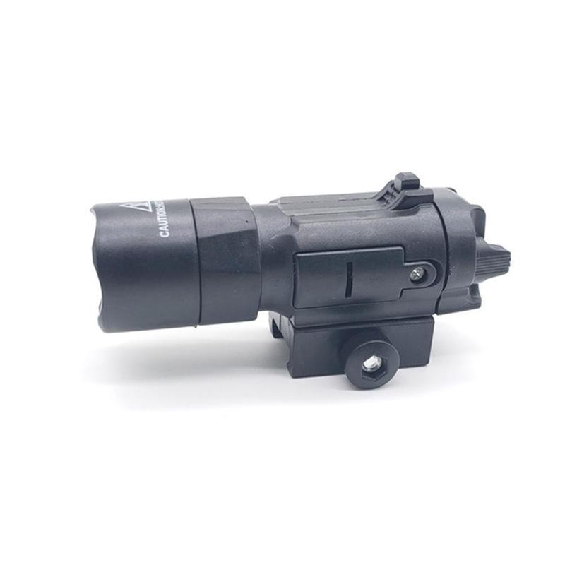 Outdoor Glare Tactical Flashlight Hot Toy Accessories Outdoor CS Equipment Accessories