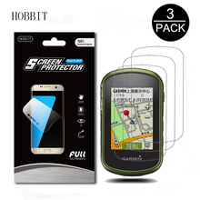 3Pack For Garmin eTrex Touch 25 35 35T Hiking Handheld GPS Navigator Explosion-proof Screen Protector High Clear Anti-shock Film