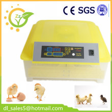automatic 48 egg incubator hatching quail eggs incubator cheap incubators for hatching eggs(China)