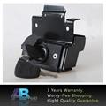 Black Anti Theft Latch Engine-hood Cover Bonnet Lock High Quality Hood Locking Fit For Jeep Wrangler 2007-2015 JK