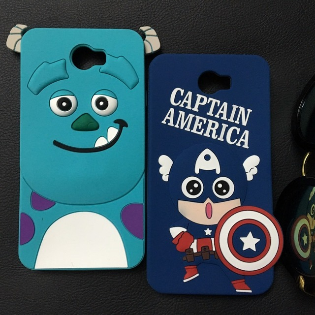 coque huawei y5ii silicone 3d