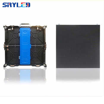 HD P3.91 outdoor RGB led display / rental event stage led advertising screen