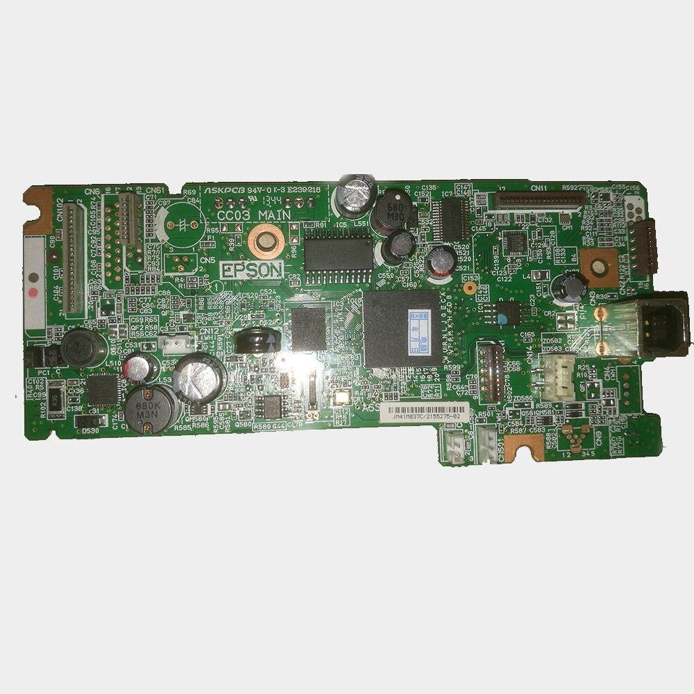 ФОТО Original Main board Motherboard For Epson L565 printer