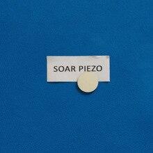 Ультразвуковой Пьезоэлектрический керамические пластины 30*2mm-PZT8 пьезо диски PZT кристаллы Сенсорные элементы чипы чистящие передатчик чипы