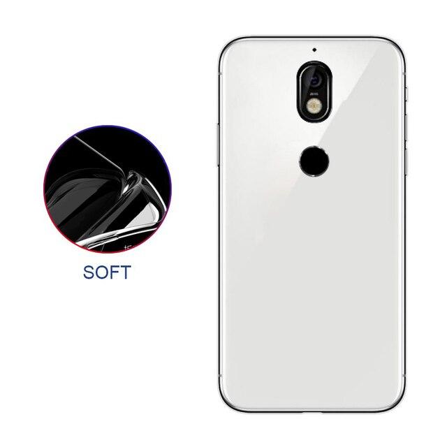 Dành cho Sony xa1-ultra Ốp lưng điện thoại trong suốt đơn giản vỏ mềm Áo khoác
