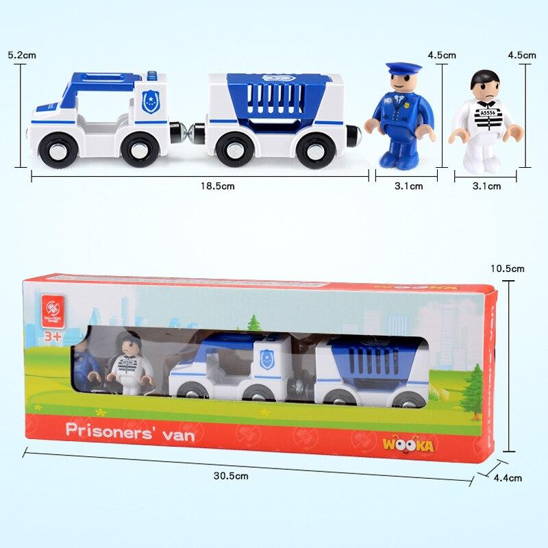 tinguj transporti falas dhe drita e makinës me tren magnetik - Makina lodër për fëmije - Foto 3