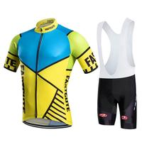 2017 China Popular Cycling Jersey Ropa Hombre Bike Mtb Sport Wear Cycling Clothes Ciclismo Bicycle Clothing