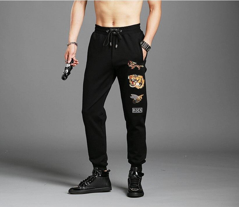 Hot Brand Clothing Straight Full Length Sweatpants Cool ...