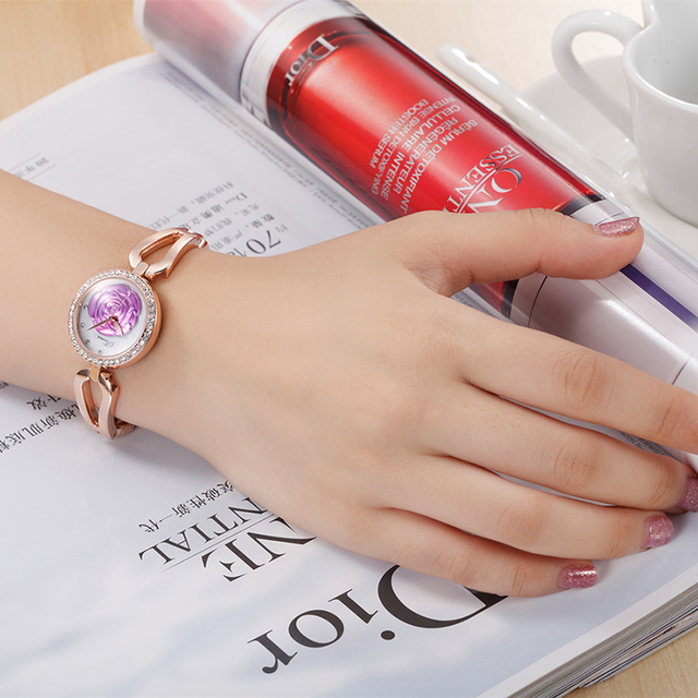 PREMA Brand Fashion Women Watches Ladies Casual Quartz Watch Bracelet Female Clo