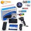 Freesat sintonizador DVB receptor de satélite cccam europa 1 ano a espanha v7 suporte hd DVB S2 3G Cccamd Newcamd conversores de tv digital