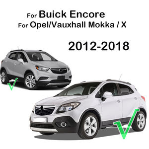 Image 5 - สำหรับBuick Encore/Opel/Vauxhall Mokka 2013 2014 2015 2016 2017 2018 Bootด้านหลังด้านหลังTrunk Cargoพรมรถอุปกรณ์เสริม
