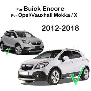 Image 5 - Voor Buick Encore/Opel/Vauxhall Mokka 2013 2014 2015 2016 2017 2018 Boot Mat Kofferbak Liner Cargo vloer Tapijt Auto Accessoires