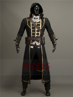 Dishonored 2 Корво аттано косплэй костюм очаровательный наряд костюмы mp004068