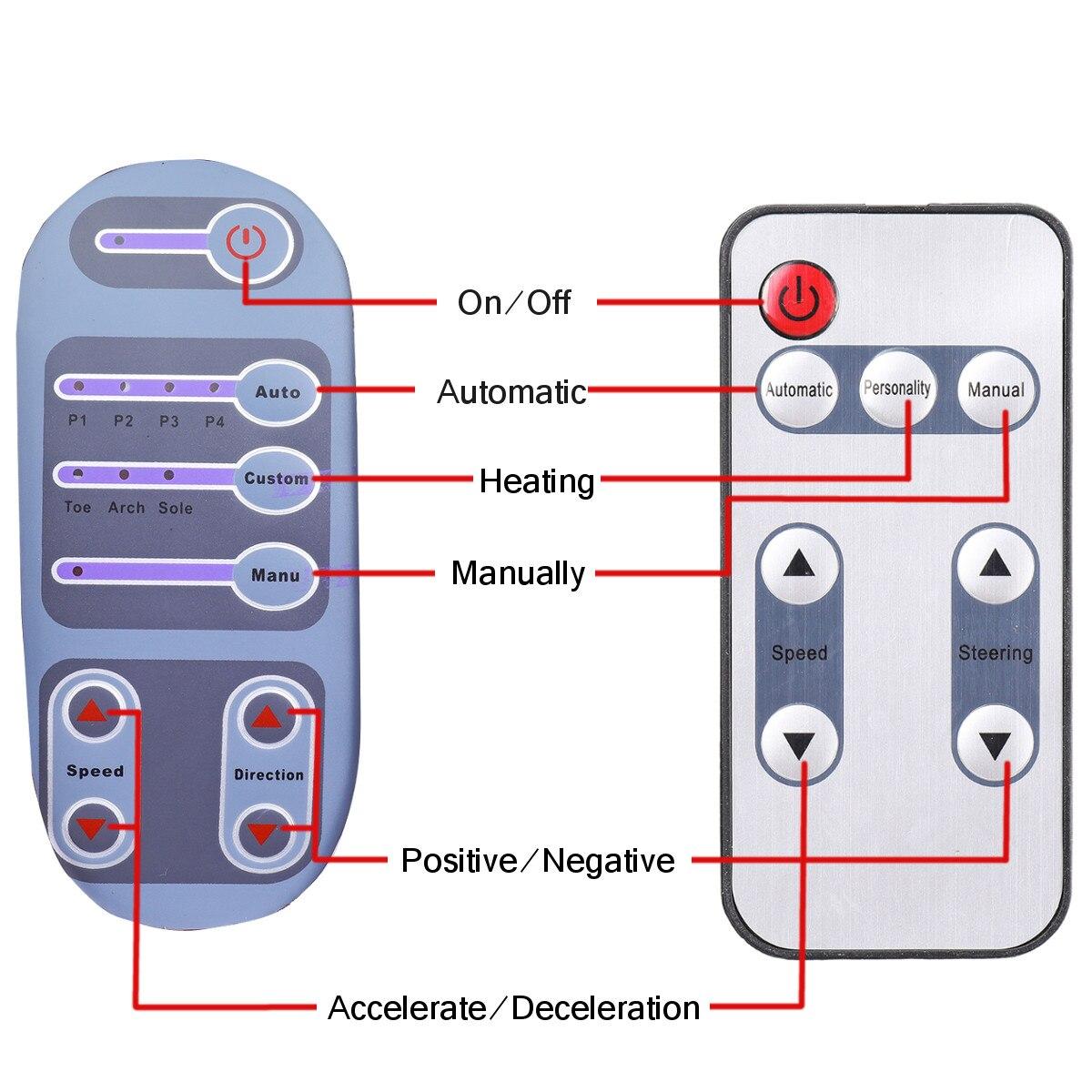 Electric Heating Foot Body Leg Massager Shiatsu Kneading Roller Vibrator Machine Reflexology Calf Leg Pain Relief Relax 220V New