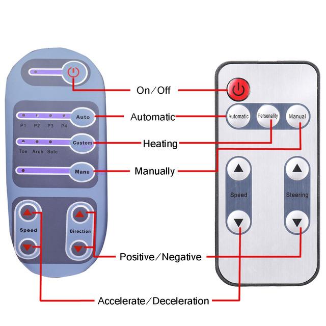 Electric Heating Foot Body Leg Massager