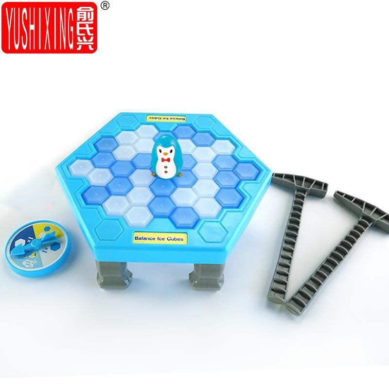 Extrêmement Briser la glace Puzzle Table Jeux Pingouin Glace Battant Glace  IM17