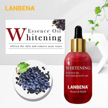 LANBENA Whitening Essential Oil Infused Beauty Acne Spots Scars Freckles Remove Skin Dull Anti Aging Care !