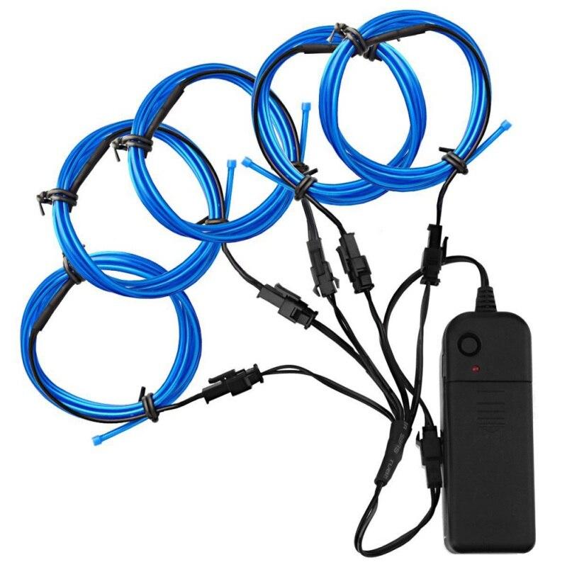 Tiras de Led de tiras de led À Fonte de Energia : Bateria Seca