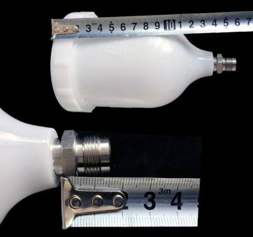 Taza de repuesto para olla de pistola de pulverización de aire 600 - Herramientas eléctricas - foto 3