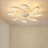Surface mounted ceiling lamps led room lamp with remote control or home switch Decorative ceiling lamp