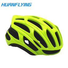 цены на Bicyle Cycling Helmet MTB Bike Man Women Helmet Ultralight M/L54-62cm Green Outdoor Sports Cycling Racing Helmet  в интернет-магазинах