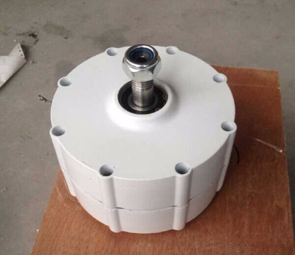 DC 600W 12V 24V 48V PMG Permanent Magnet Generator
