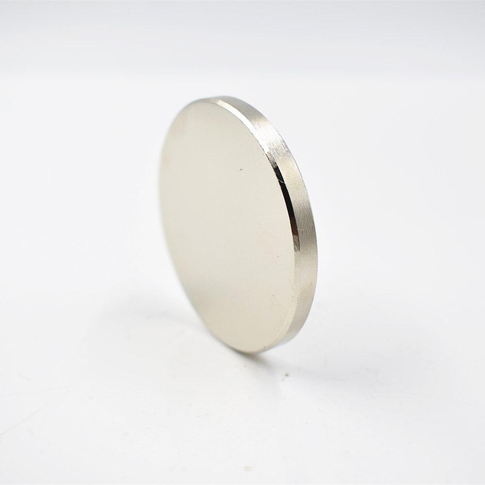 Magnete al neodimio 50x5 N52 terre rare super forte potente ciclo di saldatura di ricerca permanente magnetico 50*5mm gallio disco di metallo 1 pz