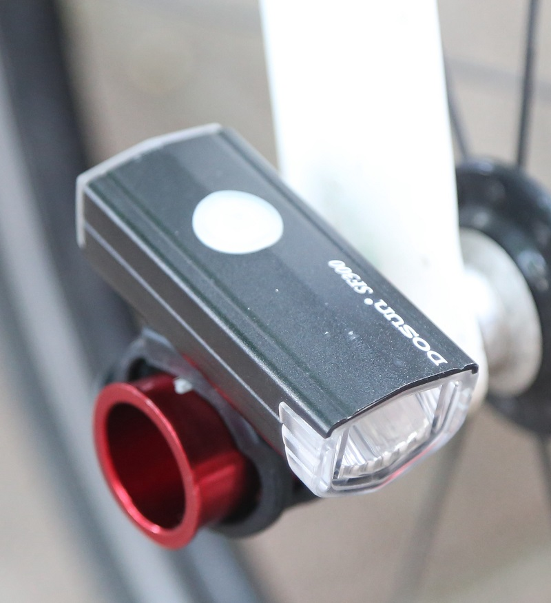 Bicycle Bike Front Light Bracket Front Wheel Quick Release Extension