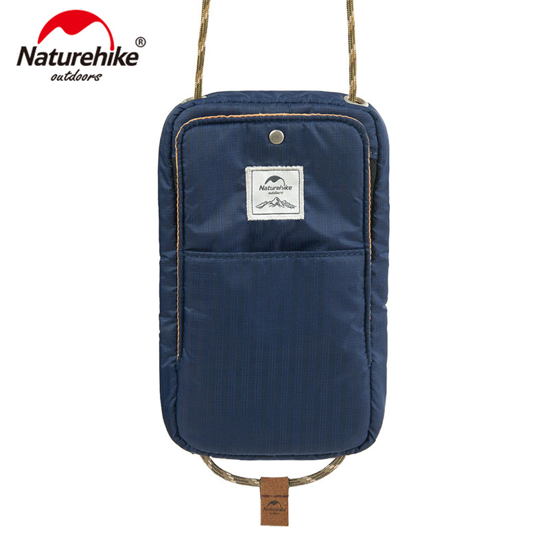 Naturehike Ultralight Protable Waterproof Multifunctional Travel Bag For Documents Credit Cards Wallet NH17X010-B