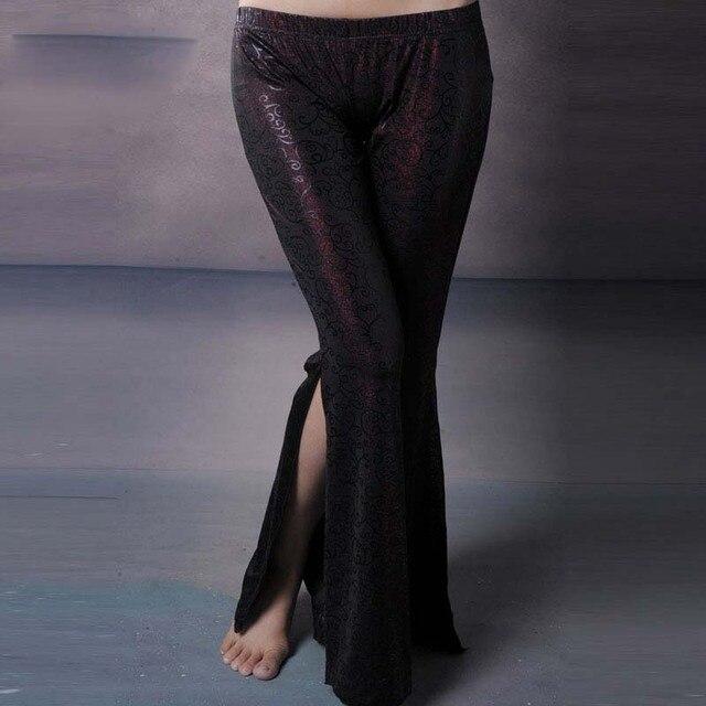 De Del Sexy Danza Senior Nuevos Patrón Split Trajes Vientre Ux7nwxCBq