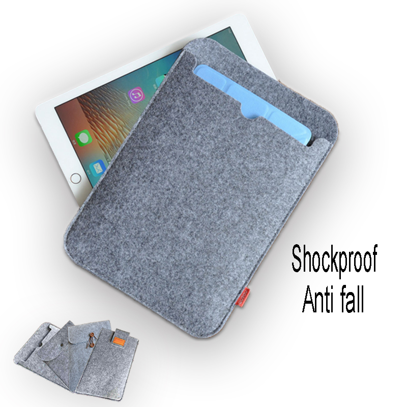 Tablet PC shatter resistant liner bag 10.5inch Protective Sleeve Tablet PC PU Leather Case For Apple ipad shell