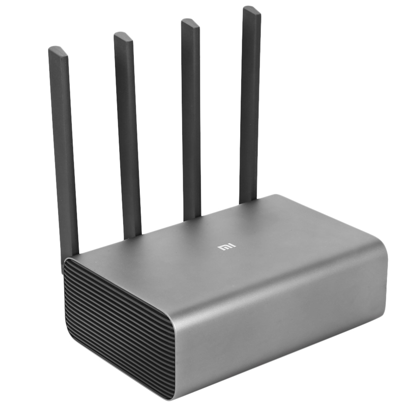 Mi-Router Wifi-Network-Device Dual-Band Xiaomi Wi-Fi 4-Antenna R3p-2600mbps Smart Wireless