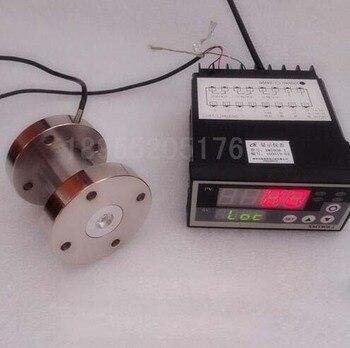 JNNT-F2 dupla flange do sensor de torque, sensor de binário de correspondência XMT808 instrumento de exibição