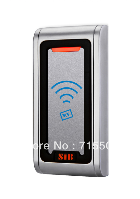 metal access control RFID reader RF006MF