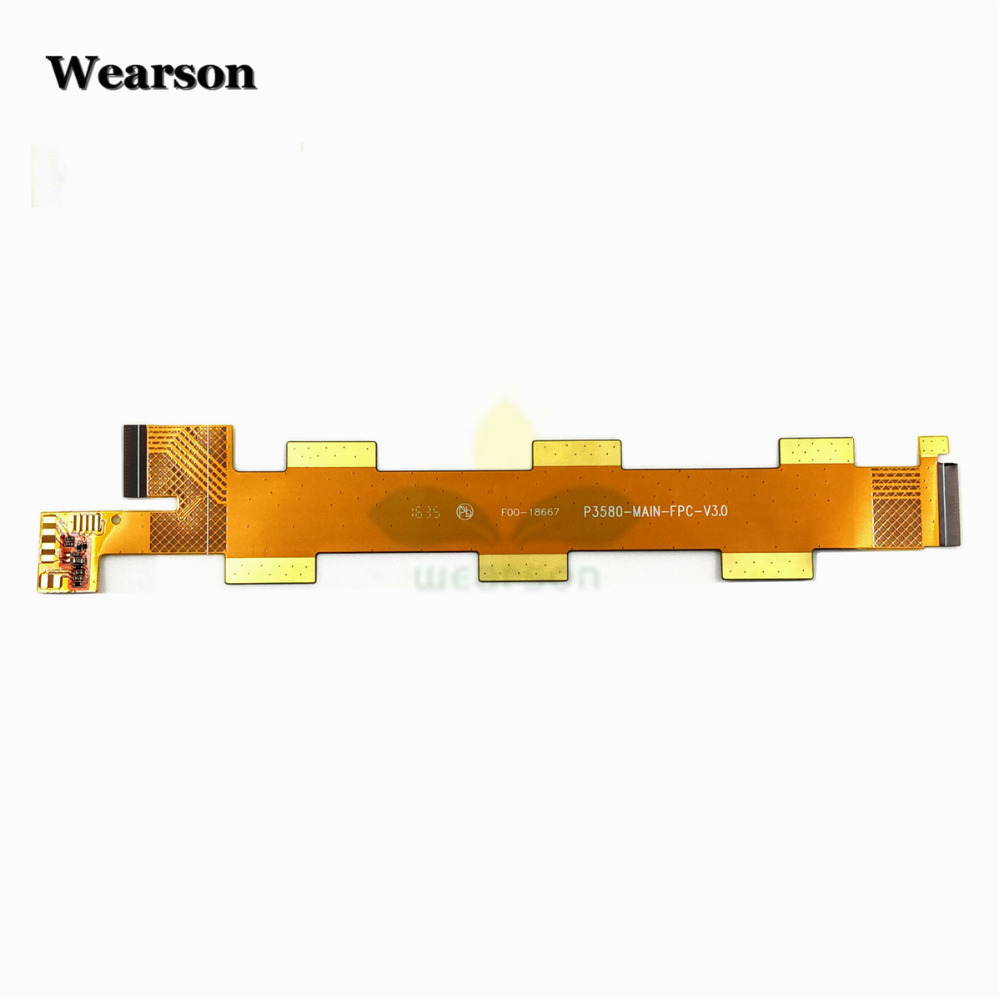 For Lenovo A8-50 A8-50F A8-50LC P3580-MATN-FPC-V3.0 Motherboard Flex Cable Main FPC Tested High Quality