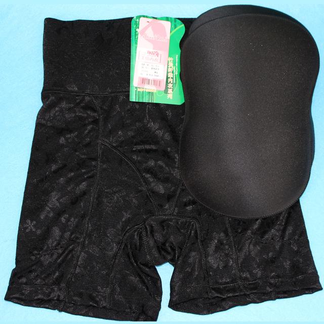 PRAYGER 100pcs Women Butt LIfter short Fake Ass Underwear Abundant Buttocks Hip Panty Fake Hip Booster Booty Butt Enhancer