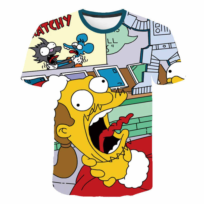 the simpsons funny t