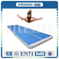 Free Shipping 600x100x10cm Air track Home Edition Inflatable Air track Training Mats For Home Use Yoga Mat