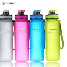 1000 ml Wasser Umweltfreundlich Sportflasche für wasser/Saft/Tee Tasse Reisen Klettern Radfahren Flasche Beste wahl für Aus