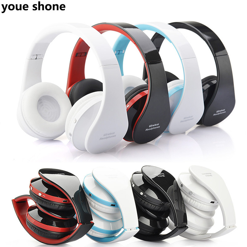 youe shone Bluetooth Wireless and Wired Headphones Microphone Sport Music Earphone Fone Ouvido for iPhone7 Xiaomi Samsung Huawei