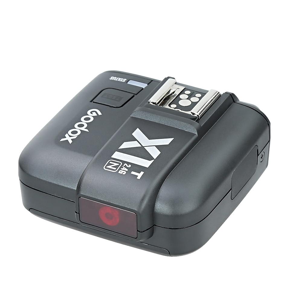 Najnovejši Godox X1N-T TTL 2.4 G Brezžični oddajnik Komplet za - Kamera in foto - Fotografija 3