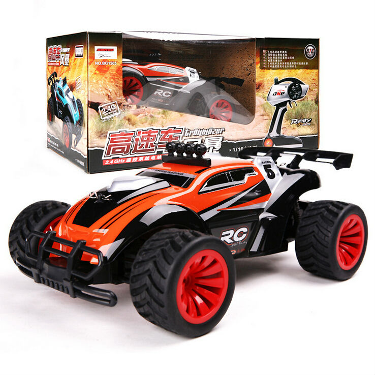 Subotech BG1505 High Speed Off-road Vehicle 1/16 Scale 4CH 2.4GHz 4WD RC Racing Car RTR Children Electric ToyS vs WLTOYS A979 wltoys k969 1 28 2 4g 4wd electric rc car 30kmh rtr version high speed drift car
