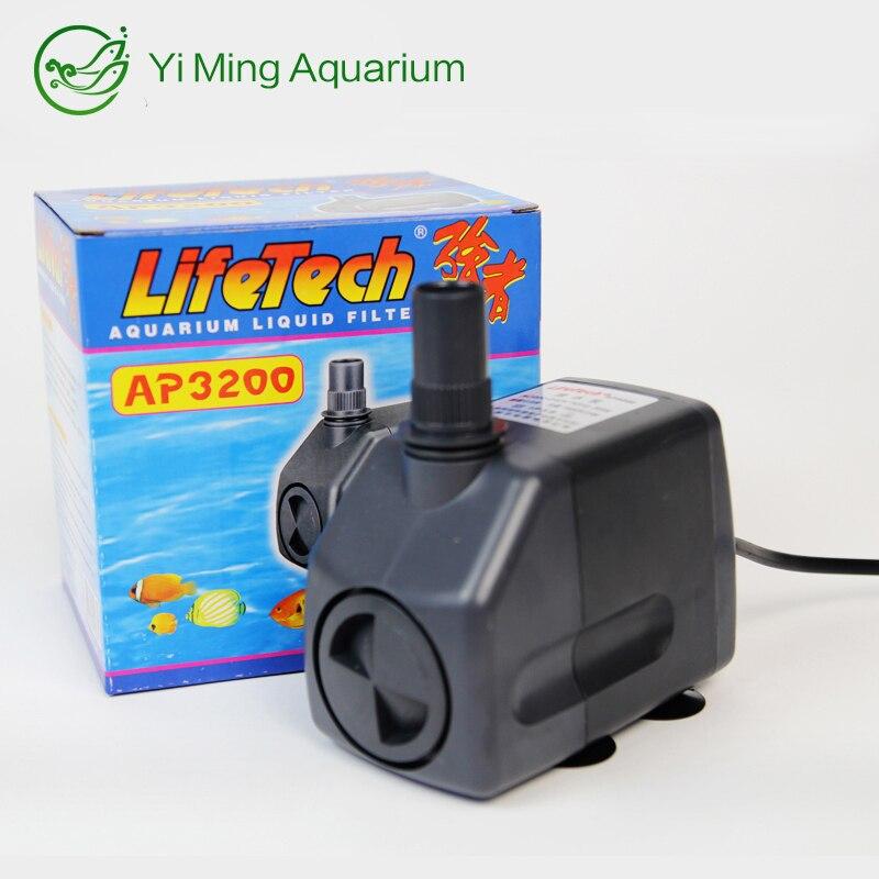LifeTech AP3200 35 W muet pompe à eau fontaine Submersible pompe Aquarium pompe pour Aquarium pompe corail Koi
