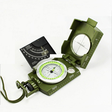 Outdoor Hunting Multi-Function Survival Military Compass Camping Hiking Compass Geological Compass Compass Camping Equipment hiking camping north pointer compass